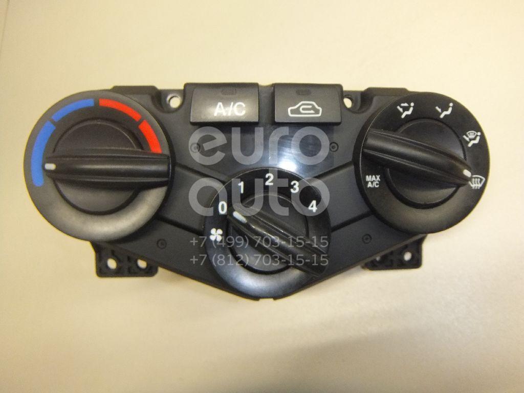 Блок управления отопителем Kia RIO 2005-2011; (972501G450VA)  - купить со скидкой