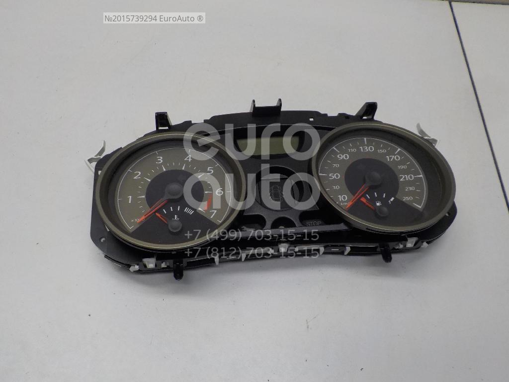Купить Панель приборов Renault Megane II 2003-2009; (8200408781)