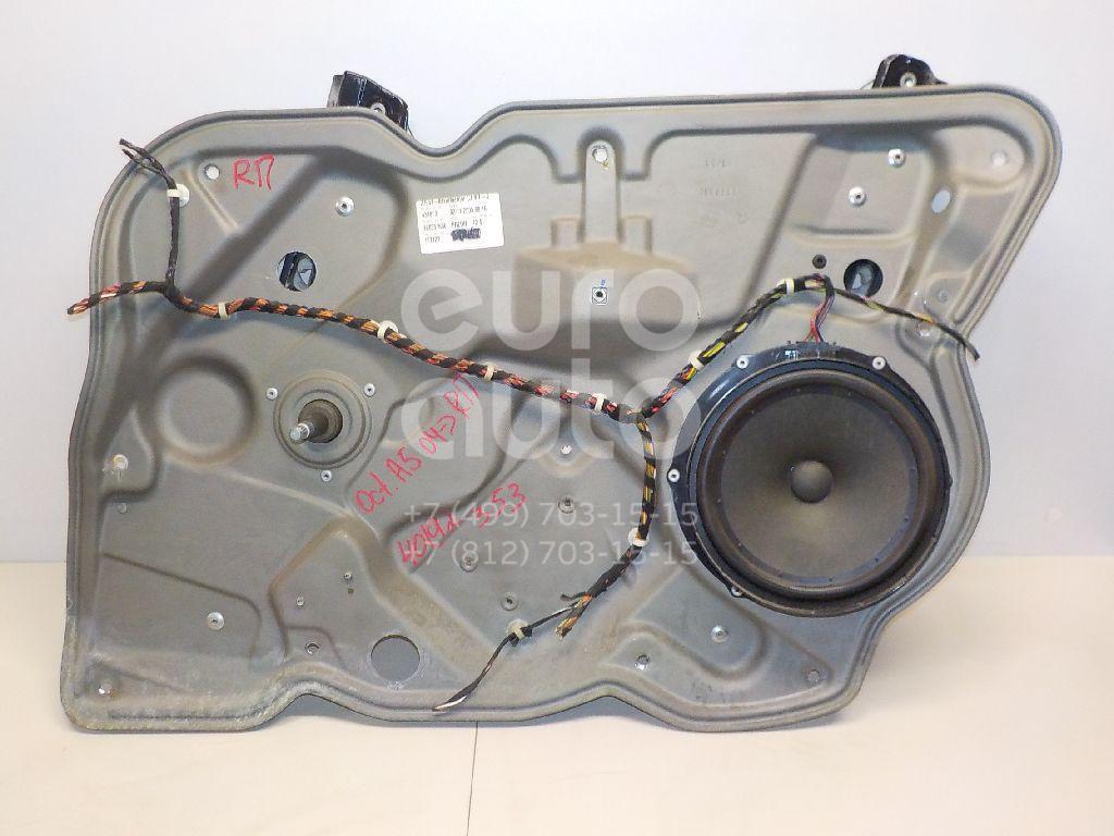 Купить Стеклоподъемник механ. передний правый Skoda Octavia (A5 1Z-) 2004-2013; (1Z0837656)