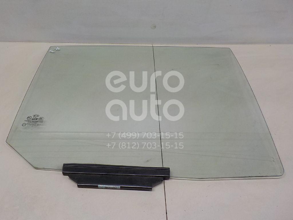 Купить Стекло двери задней правой Kia Picanto 2004-2011; (8342107100)