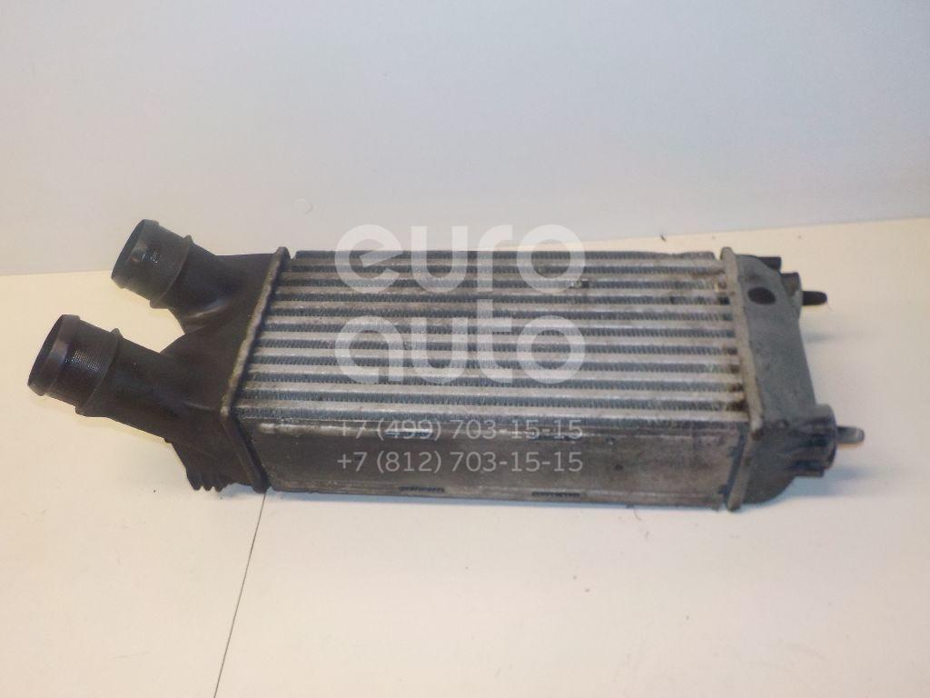 Купить Интеркулер Citroen Berlingo (NEW) (B9) 2008-; (0384L9)