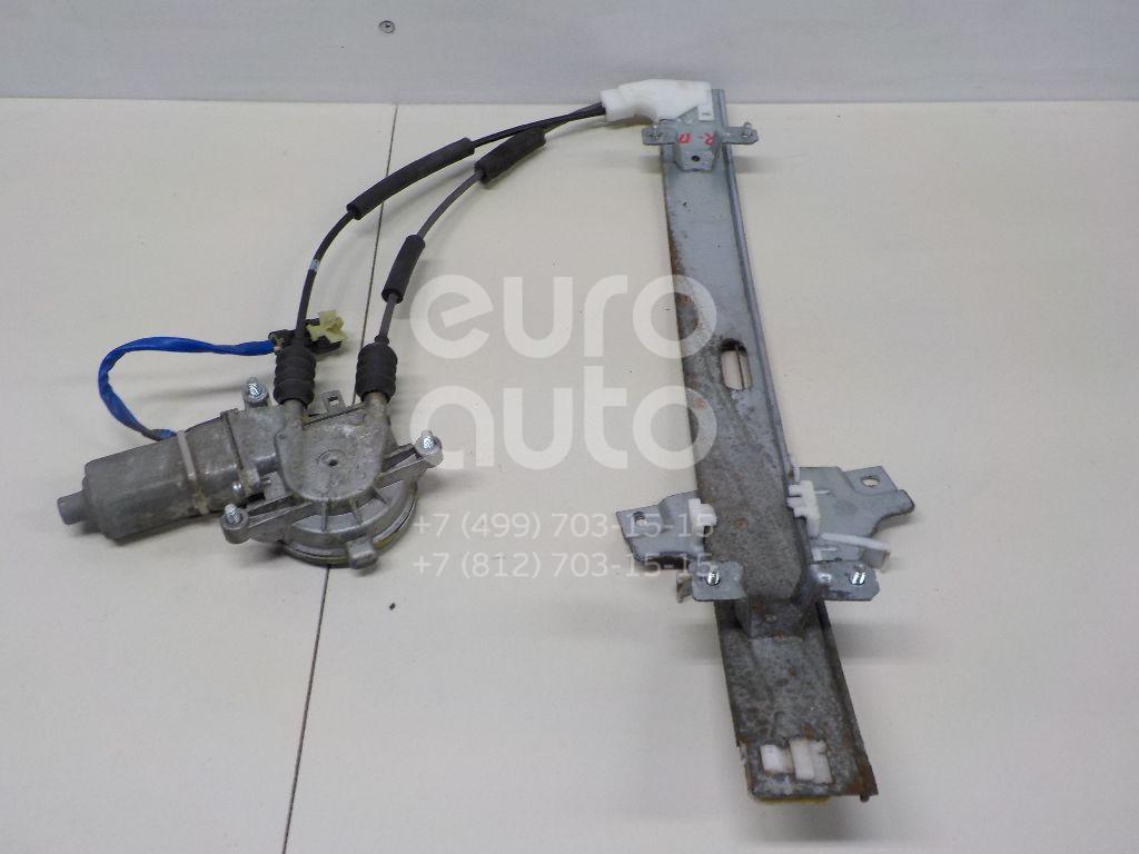 Купить Стеклоподъемник электр. передний правый Kia Spectra 2001-2011; (0K2A258560B)