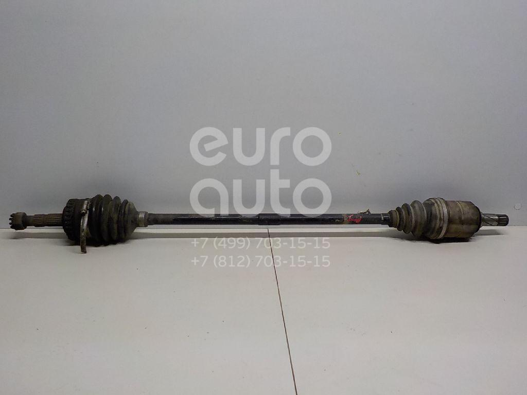 Купить Полуось передняя правая Opel Corsa C 2000-2006; (0374372)