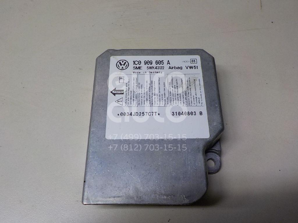 Купить Блок управления AIR BAG VW Transporter T5 2003-2015; (1C0909605A)