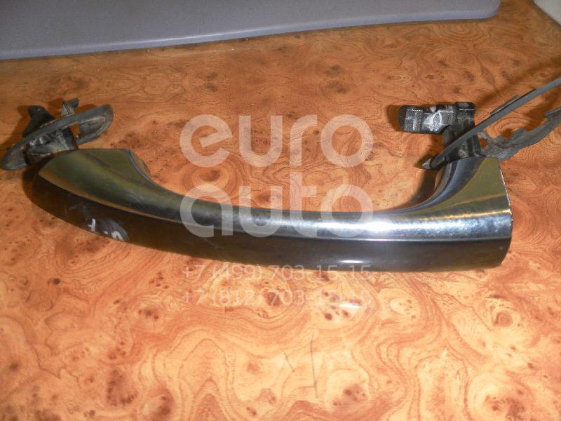 Купить Ручка двери передней наружная левая Mercedes Benz W219 CLS 2004-2010; (2197600570)