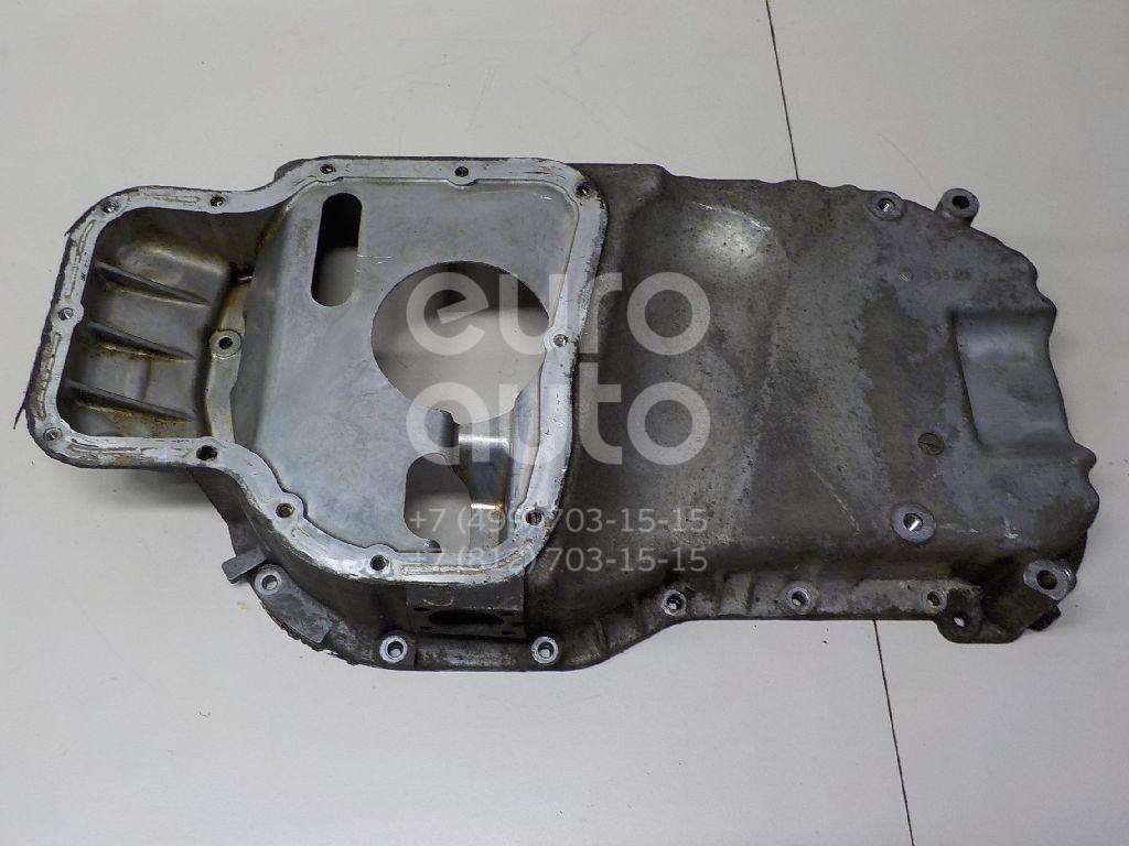 Купить Поддон масляный двигателя Mitsubishi Outlander (CU) 2001-2008; (MN187643)