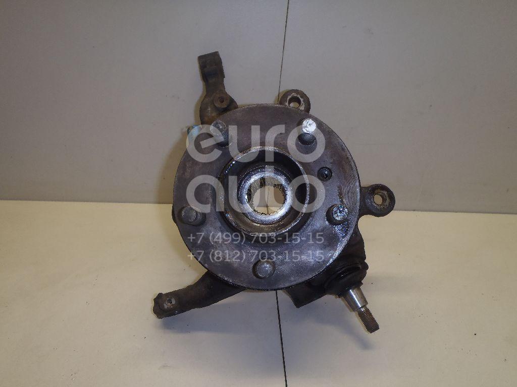 Купить Кулак поворотный передний левый Land Rover Range Rover III (LM) 2002-2012; (RUB000171)