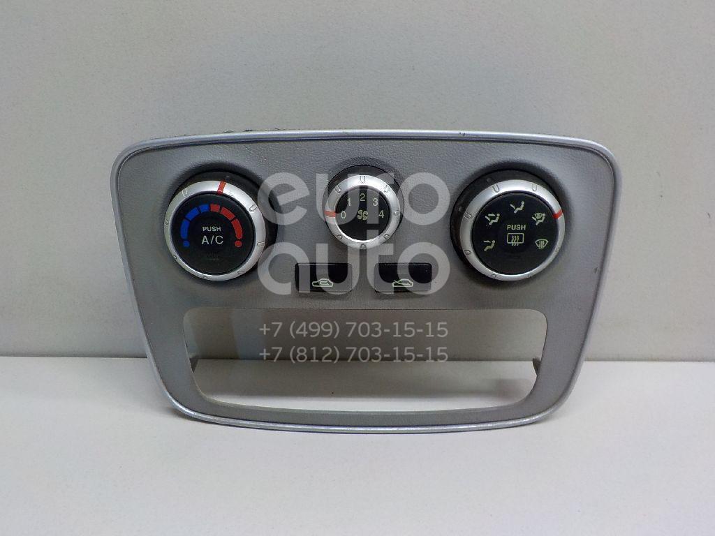 Купить Блок управления отопителем Hyundai Sonata V (NF) 2005-2010; (972503K171K7)