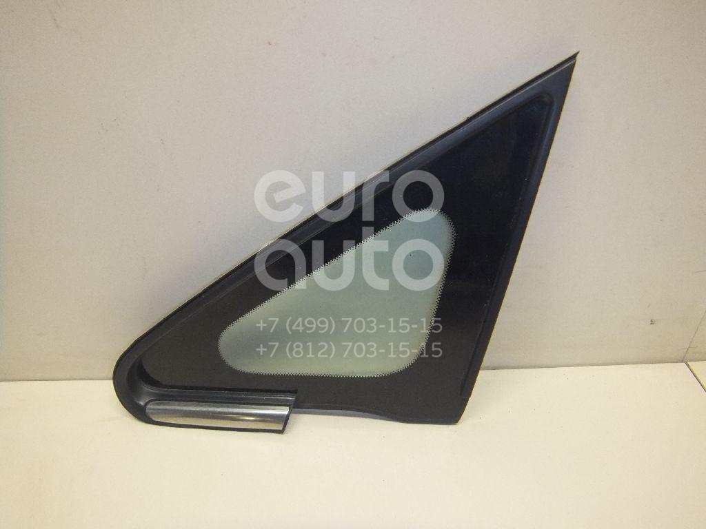 Купить Стекло кузовное глухое левое Nissan Tiida (C11) 2007-2014; (76821ED900)