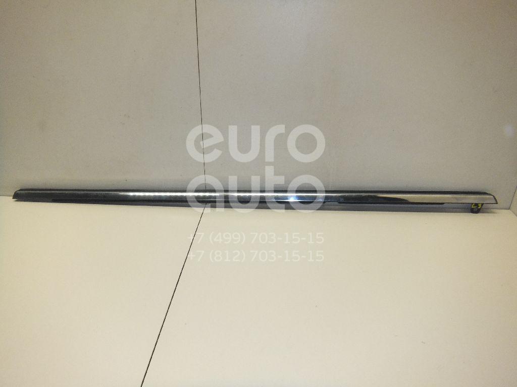 Купить Накладка стекла заднего левого Nissan Tiida (C11) 2007-2014; (82821EE410)