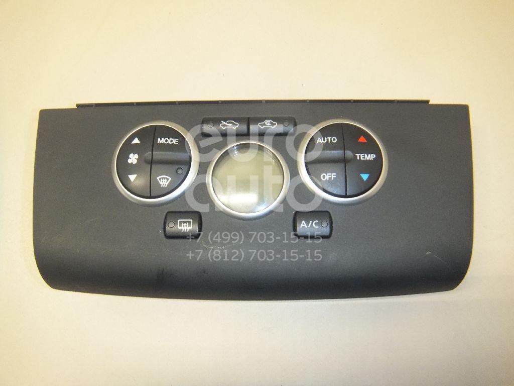 Купить Блок управления климатической установкой Nissan Tiida (C11) 2007-2014; (27500EM00A)