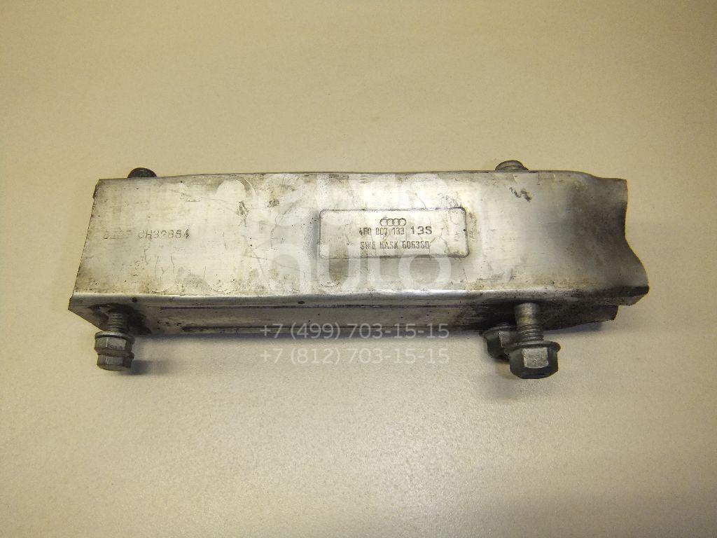 Купить Кронштейн усилителя переднего бампера левый Audi A6 [C6, 4F] 2004-2011; (4F0807133)