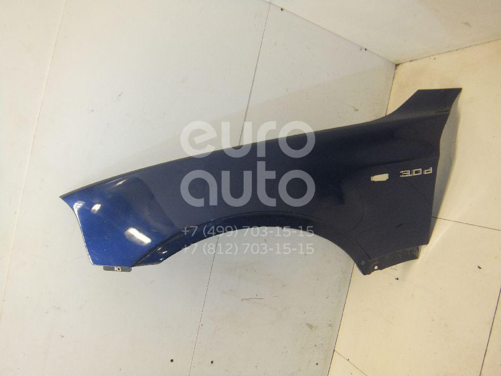 Купить Крыло переднее левое BMW X3 E83 2004-2010; (41353403735)