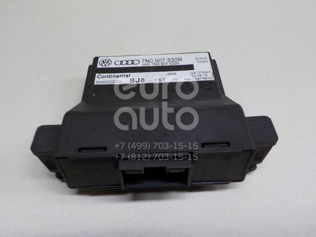 Купить Блок электронный Seat Leon (1P1) 2005-2013; (7N0907530H)