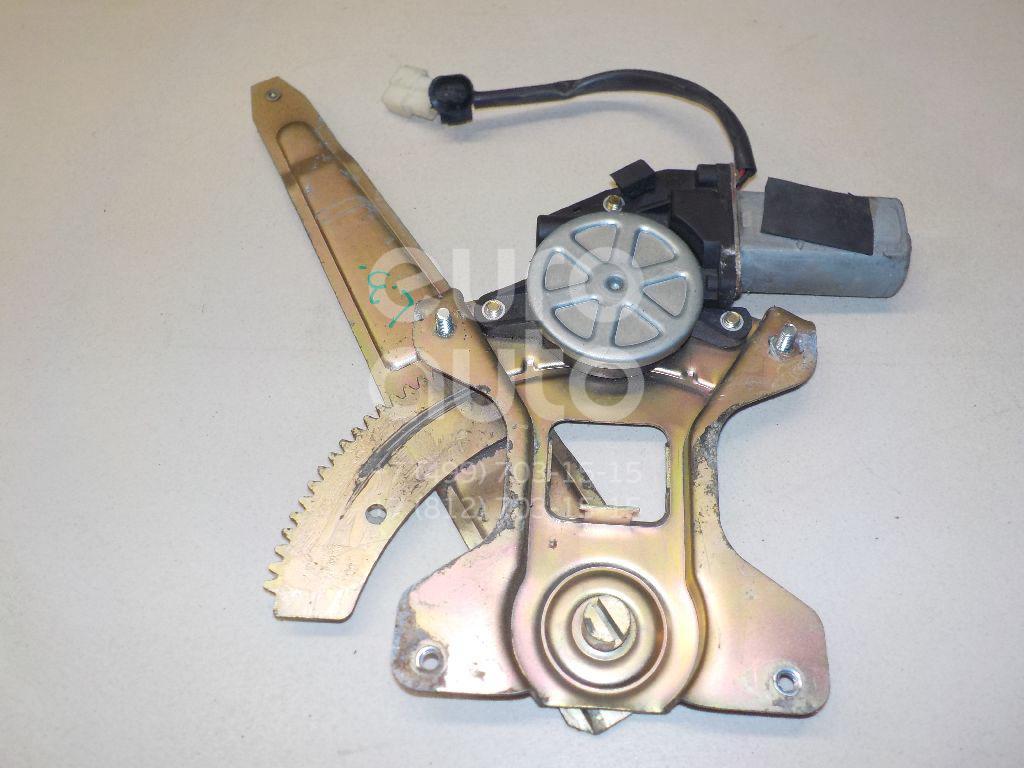 Купить Стеклоподъемник электр. задний левый Lifan Smily 2008-; (F6204100)