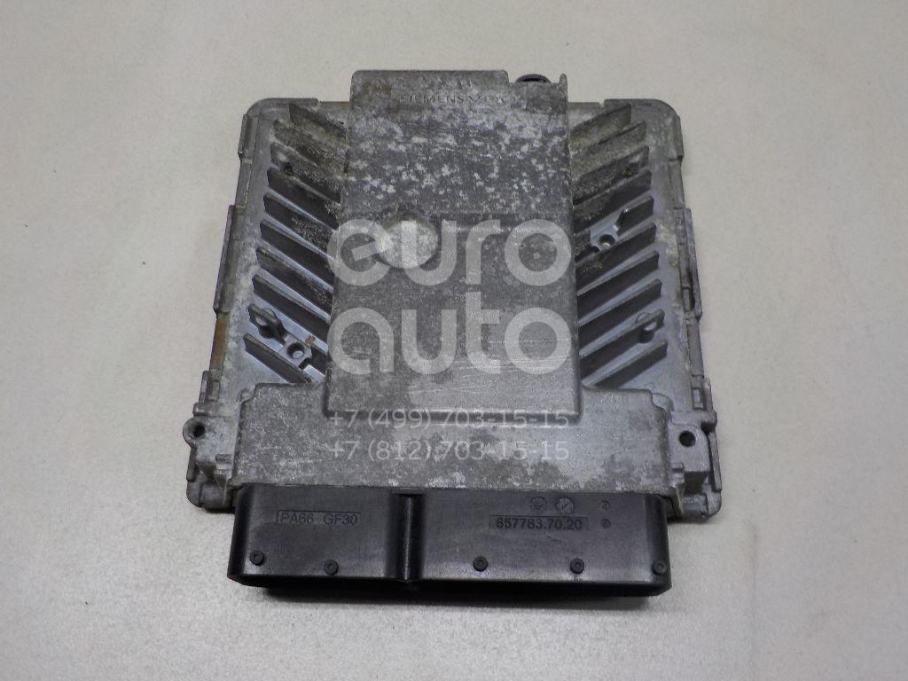 Купить Блок управления двигателем VW Passat [B6] 2005-2010; (03G906018CD)