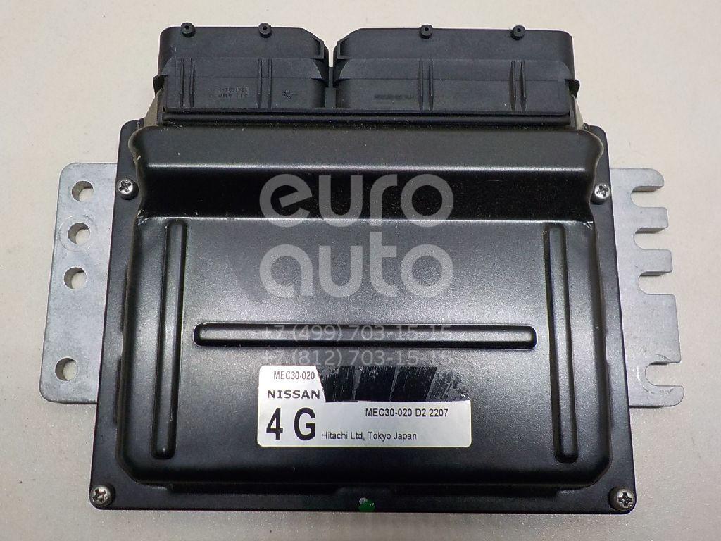 Купить Блок управления двигателем Nissan Primera P12E 2002-2007; (23710AU360)