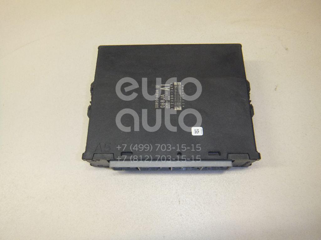 Купить Блок управления двигателем Suzuki Liana 2001-2007; (3392068JA0)