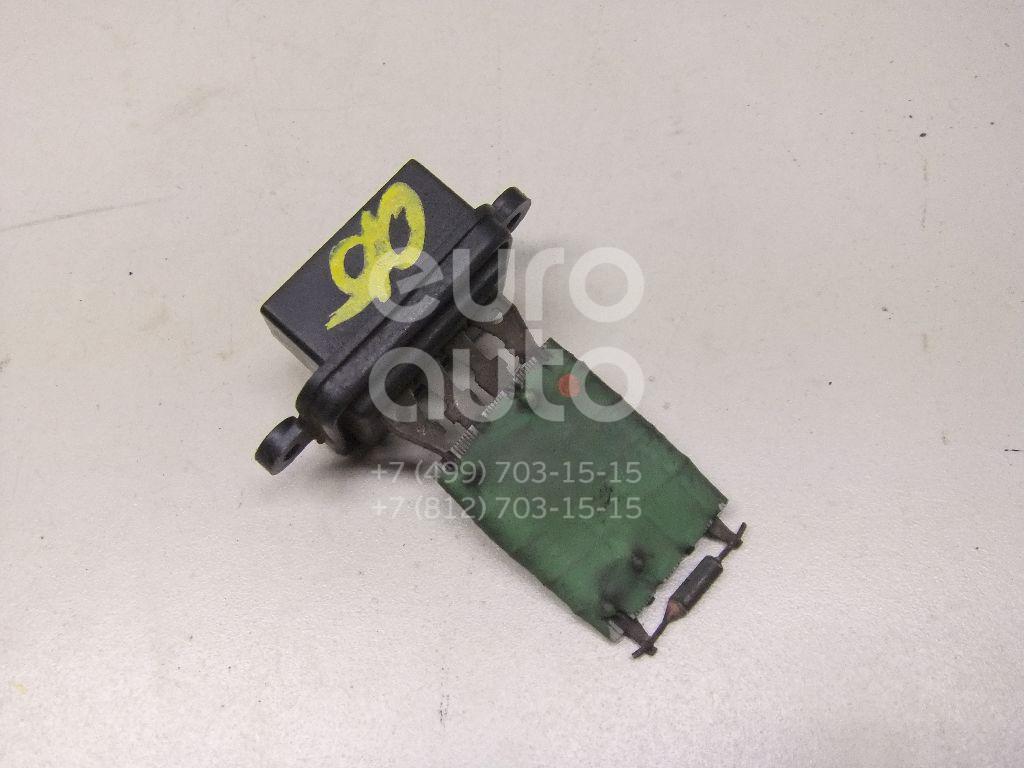 Купить Резистор отопителя Fiat Ducato 244 (+ЕЛАБУГА) 2002-2006; (46723712)