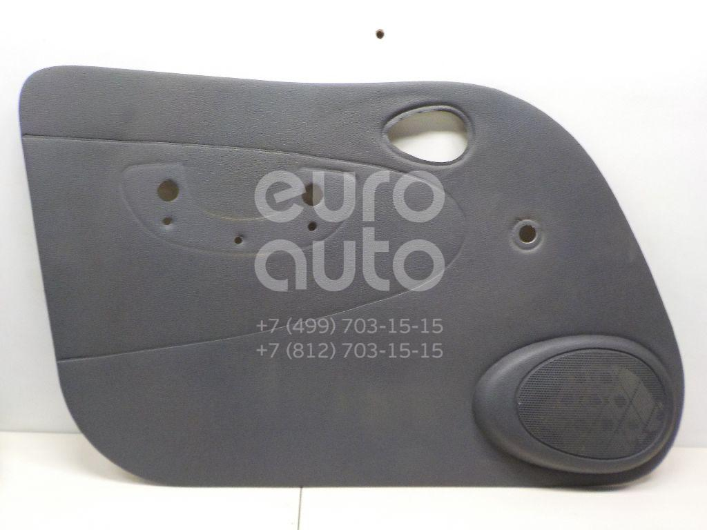 Купить Обшивка двери передней левой Daewoo Matiz (M100/M150) 1998-2015; (96566440)