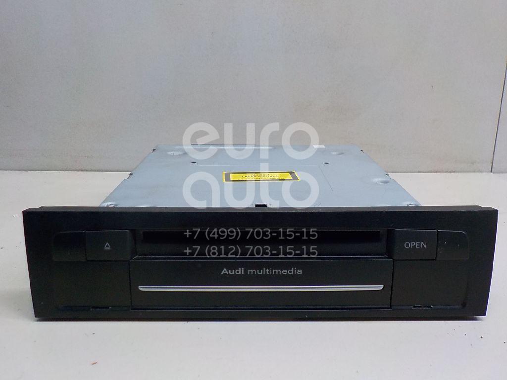 Купить Проигрыватель CD/DVD Audi Q7 [4L] 2005-2015; (4L0035666FX)