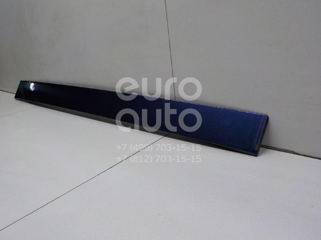 Купить Накладка (кузов наружные) Mitsubishi Outlander XL (CW) 2006-2012; (6515A037BA)