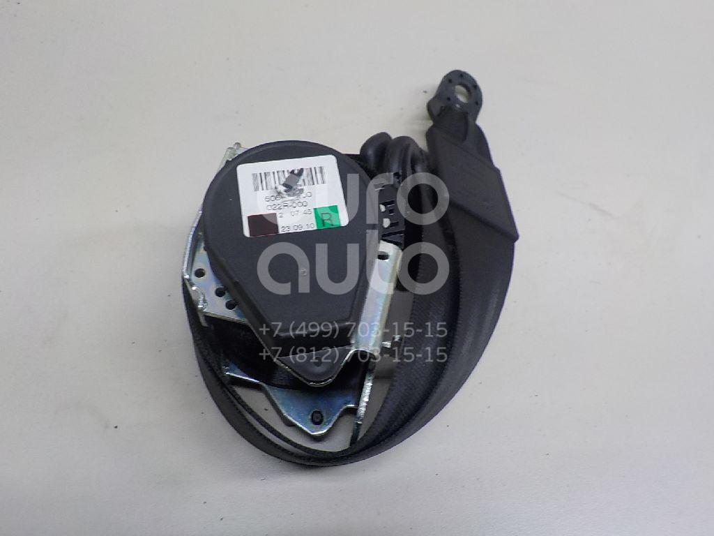 Купить Ремень безопасности Audi Q7 [4L] 2005-2015; (4L0857806GV04)