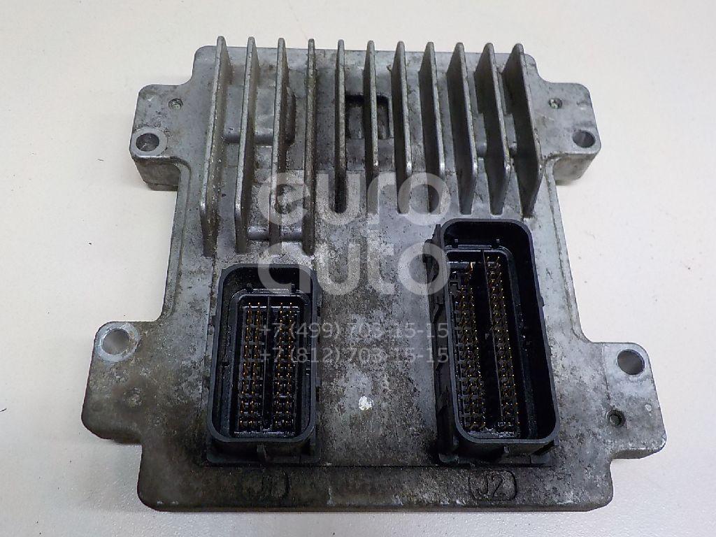 Купить Блок управления двигателем Opel Astra J 2010-; (12642927)