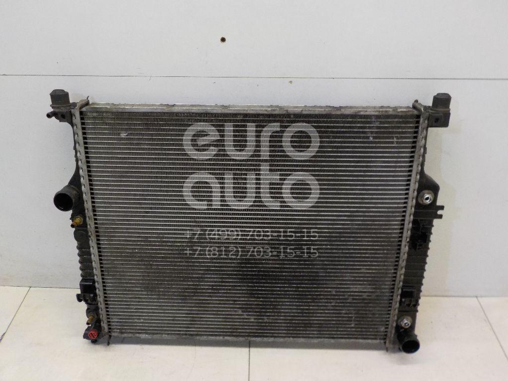 Купить Радиатор основной Mercedes Benz W164 M-Klasse (ML) 2005-2011; (2515000103)