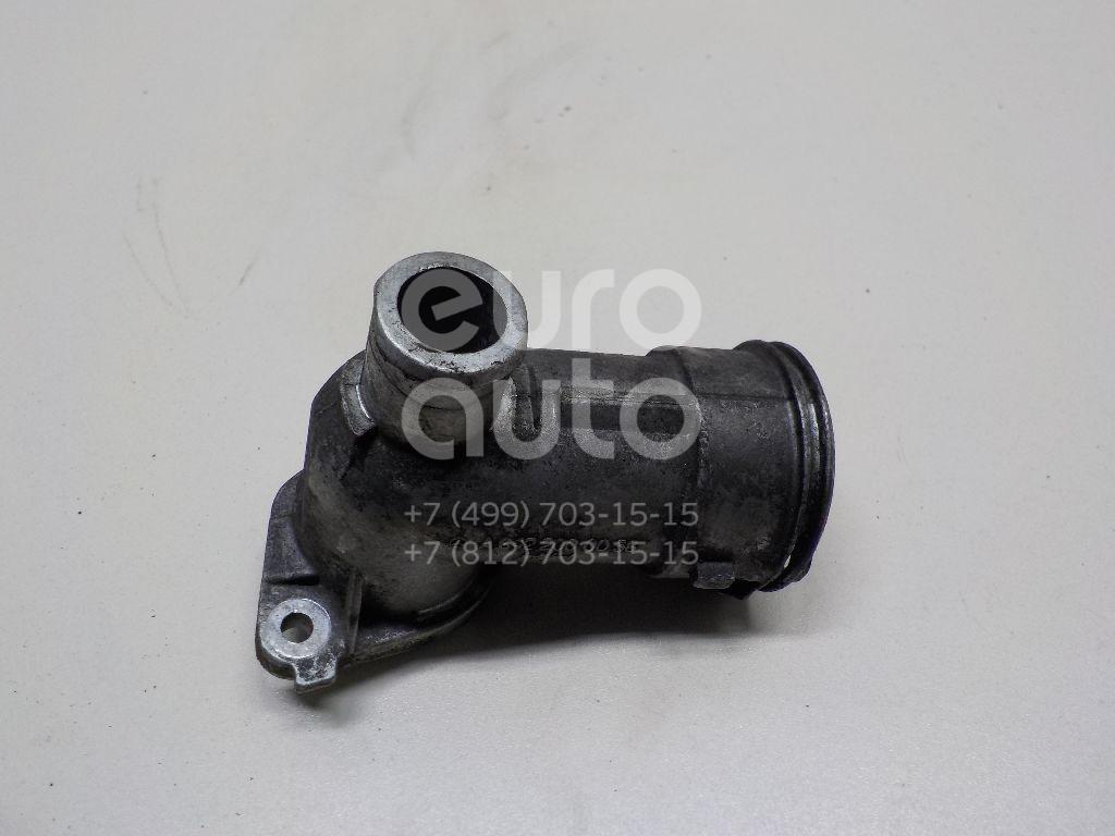 Купить Фланец двигателя системы охлаждения Mercedes Benz W164 M-Klasse (ML) 2005-2011; (6422000056)
