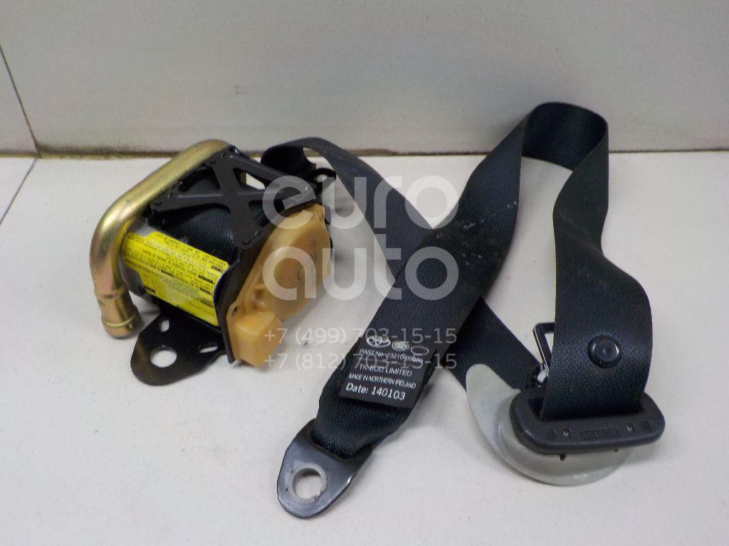 Купить Ремень безопасности с пиропатроном Toyota Avensis II 2003-2008; (7321005050)
