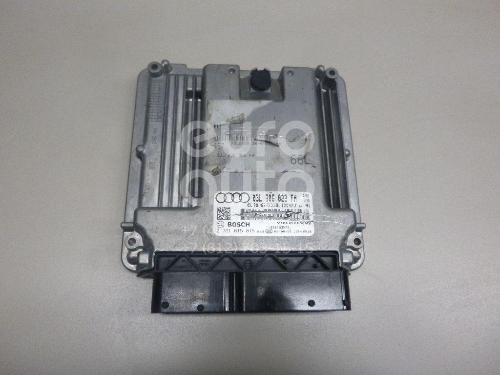 Купить Блок управления двигателем Audi A6 [C6, 4F] 2004-2011; (03L906022FH)
