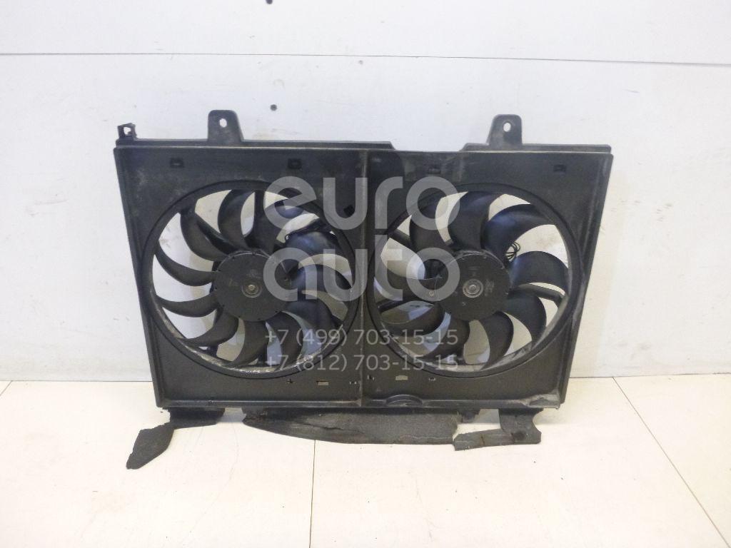 Купить Вентилятор радиатора Nissan X-Trail (T31) 2007-2014; (21481JG700)