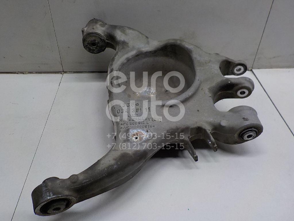 Рычаг задний нижний правый Audi Allroad quattro 2006-2012; (4F0505312L)  - купить со скидкой