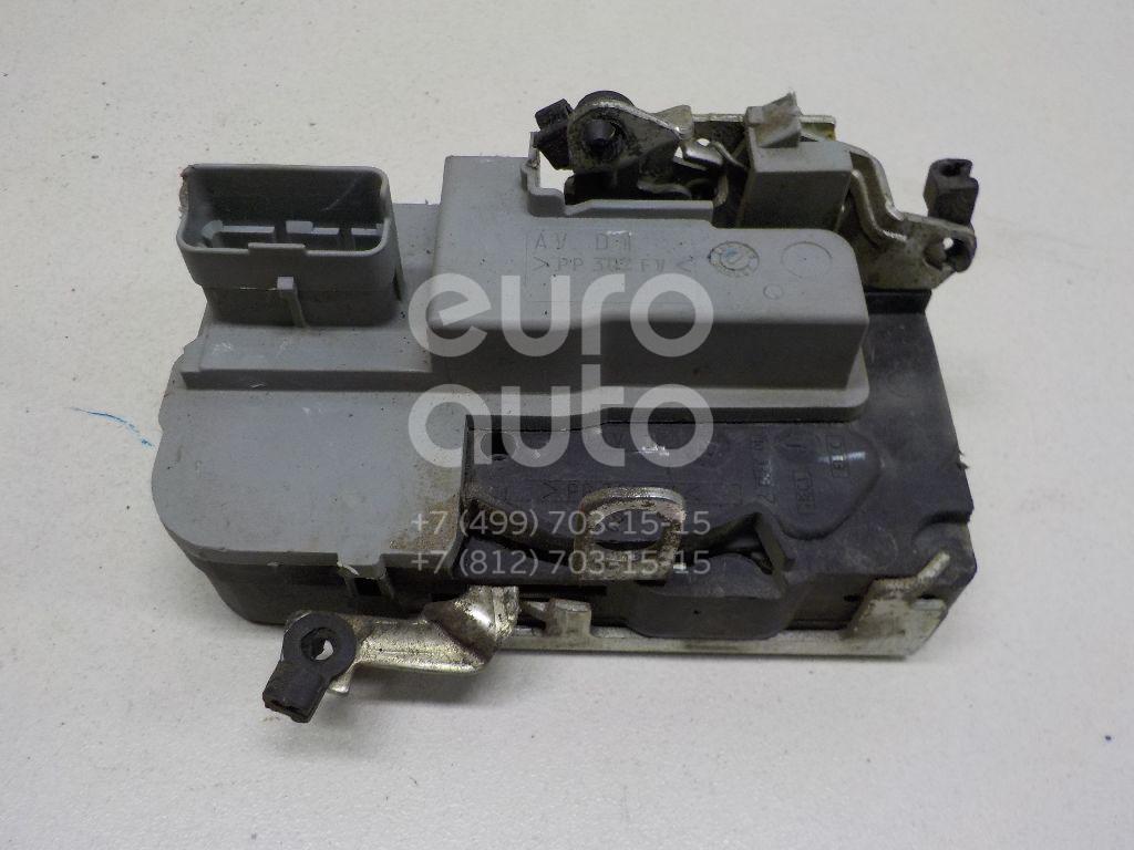 Купить Замок двери передней правой Peugeot 206 1998-2012; (9136S7)