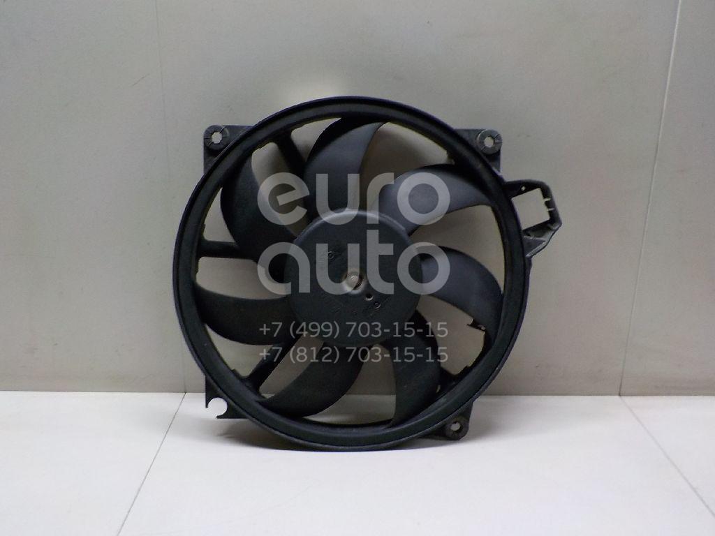 Вентилятор радиатора Renault Scenic III 2009-2015; (214812415R)  - купить со скидкой