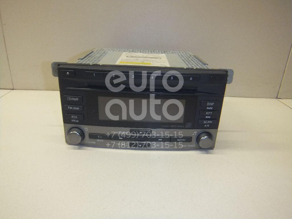 Купить Магнитола Subaru Impreza (G12) 2007-2012; (86201FG400)