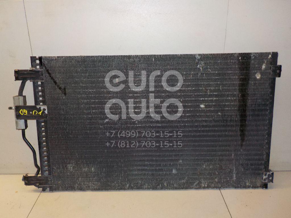 Купить Радиатор кондиционера (конденсер) Chrysler Voyager/Caravan (RG/RS) 2000-2008; (4809267AC)