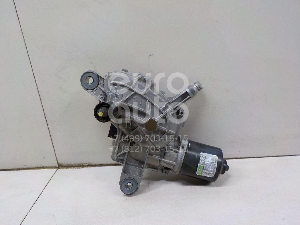 Купить Моторчик стеклоочистителя передний Citroen C4 Grand Picasso 2006-2014; (6405KS)
