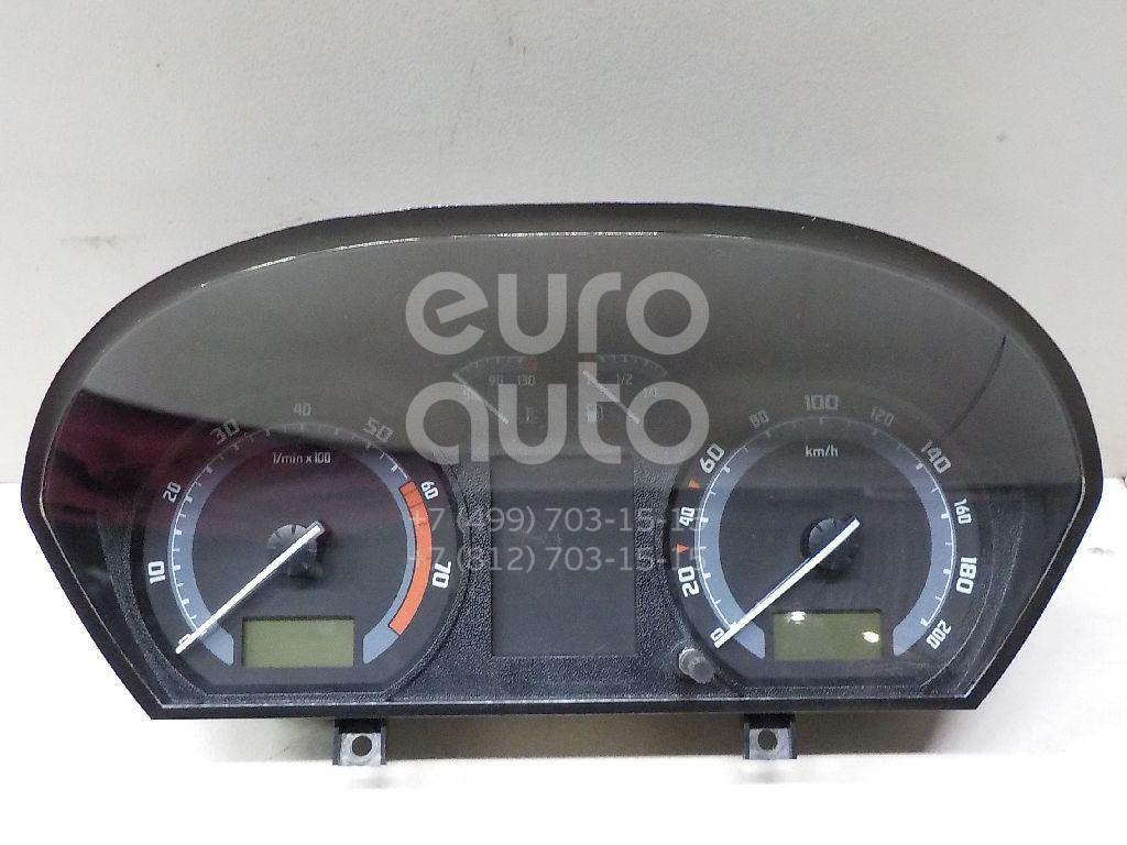 Купить Панель приборов Skoda Fabia 1999-2007; (6Y0920883M)