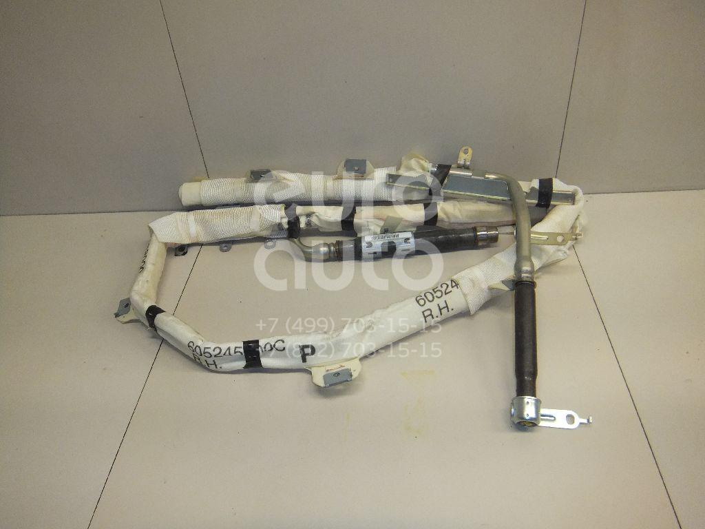 Купить Подушка безопасности боковая (шторка) Nissan Pathfinder (R51) 2005-2014; (985P0EB60E)