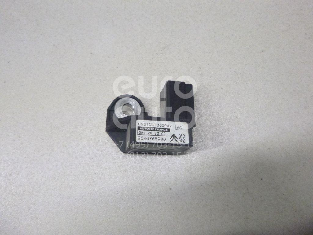 Купить Датчик AIR BAG Citroen C4 2005-2011; (8216GH)