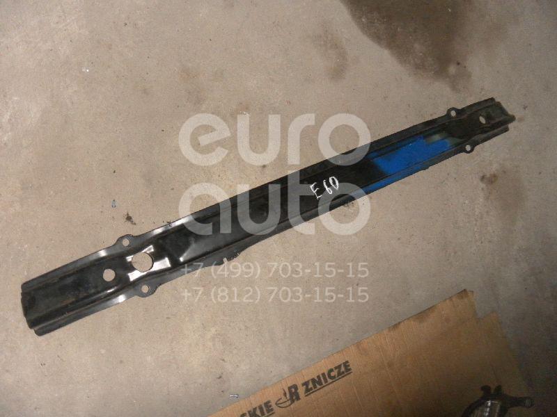 Купить Усилитель заднего бампера BMW 5-серия E60/E61 2003-2009; (51127033712)