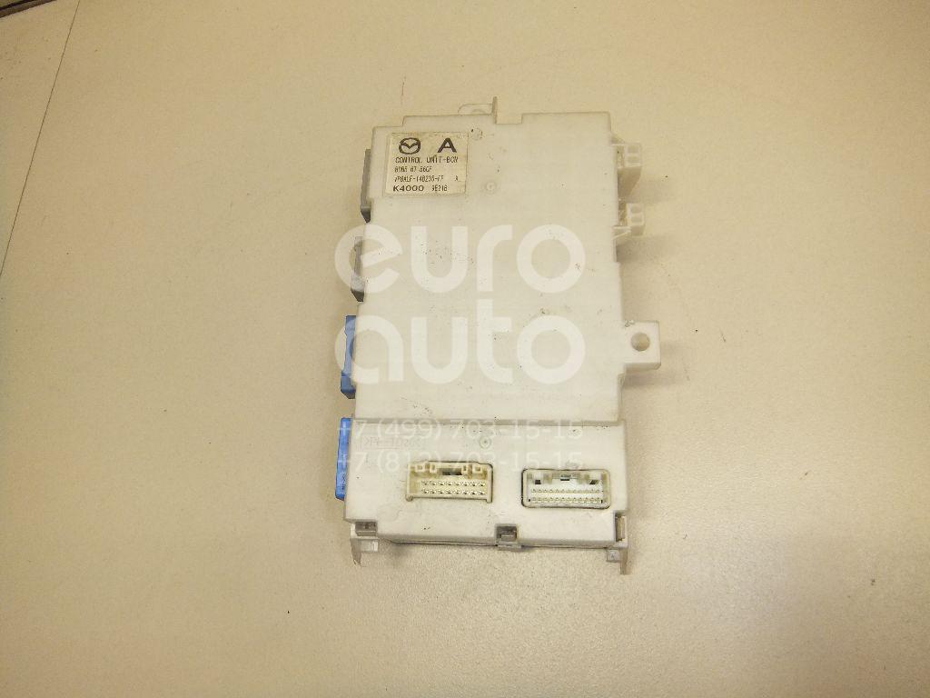 Блок электронный Mazda Mazda 3 (BL) 2009-2013; (BDB567560F)  - купить со скидкой