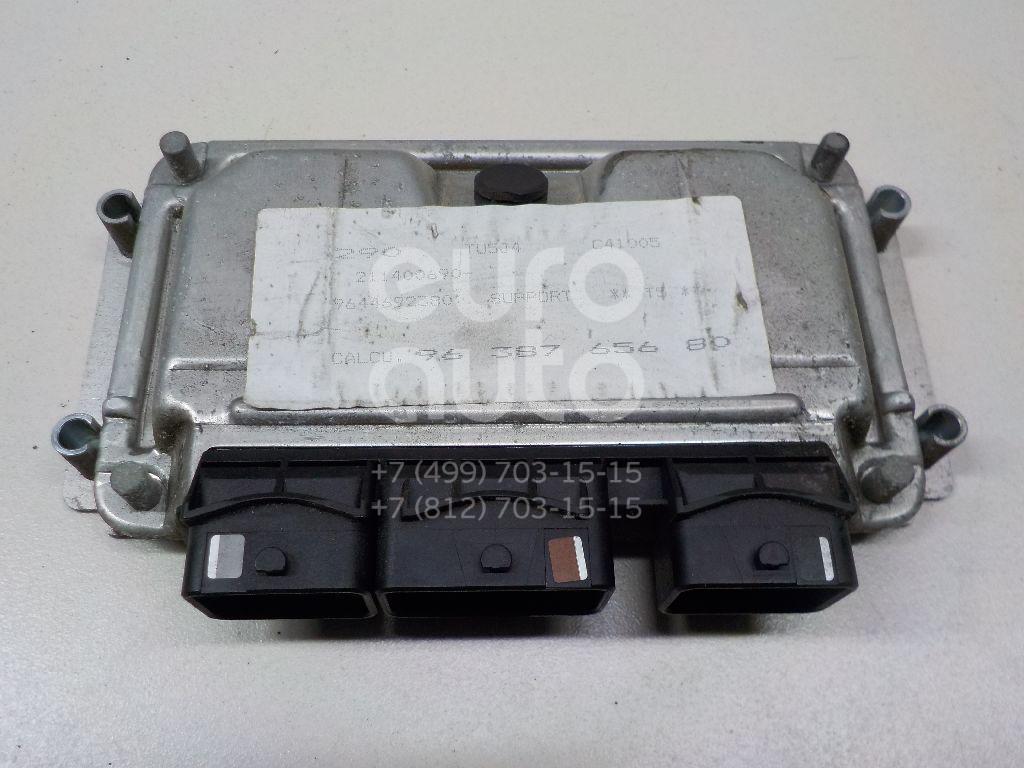 Купить Блок управления двигателем Peugeot 307 2001-2008; (9638765680)