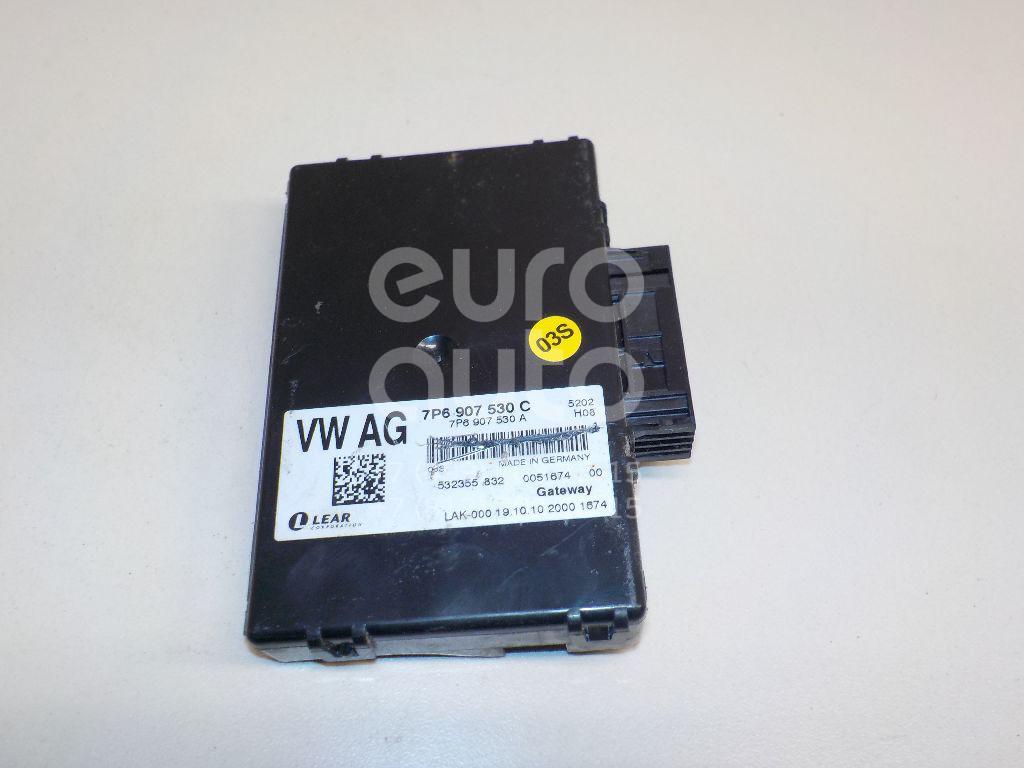 Купить Блок электронный VW Touareg 2010-; (7P6907530C)