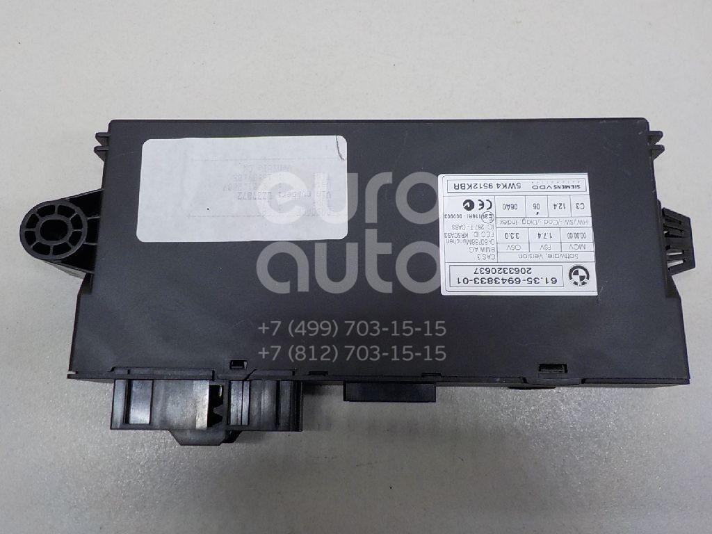 Купить Блок электронный BMW X5 E70 2007-2013; (61356943833)