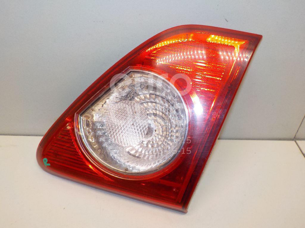 Купить Фонарь задний внутренний правый Toyota Corolla E15 2006-2013; (8158112110)