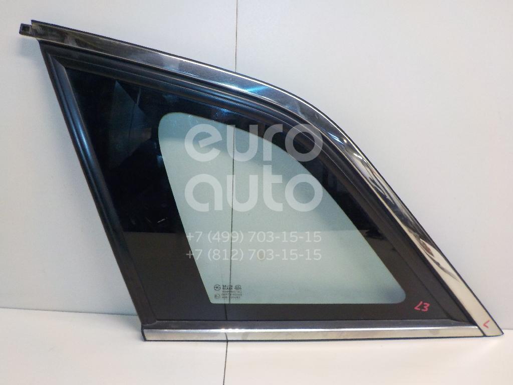 Купить Стекло кузовное глухое левое Opel Antara 2007-2015; (96866041)