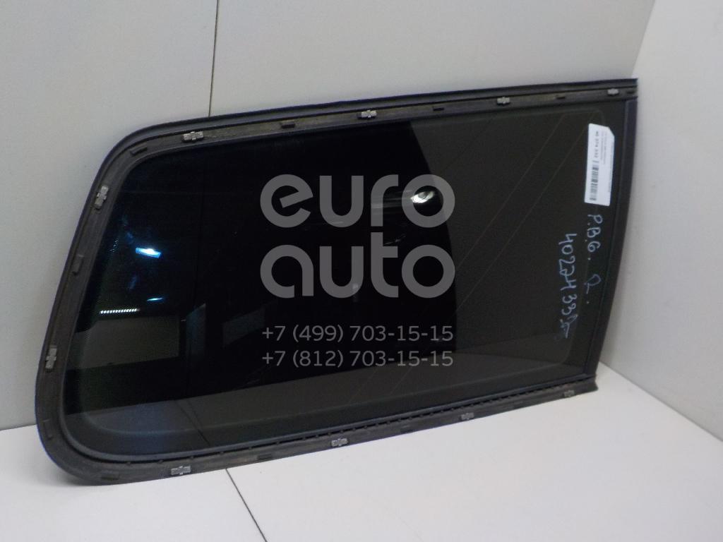 Купить Стекло кузовное глухое правое VW Passat [B6] 2005-2010; (3C9845298ACVNH)